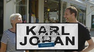 Karl Johan med Morten Ramm – Baksnakk i Grimstad