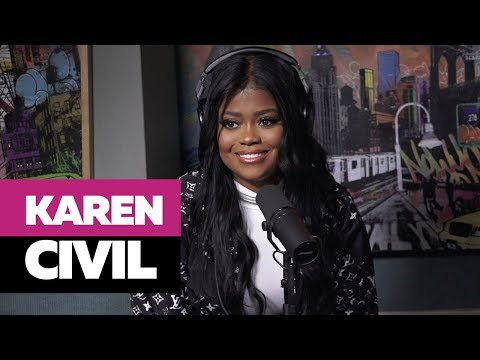 Karen Civil On Hillary Clinton, Kanye West, & Drops GEMS On Entrepreneurship & Business