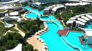 Swim Up Rooms Belek Antalya - Cornelia Diamond Golf Resort & Spa