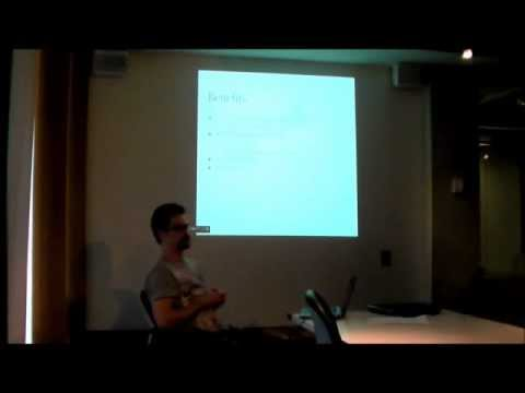 Game engines Brisbane - 11-11-2012 - Introduction to Awesomium
