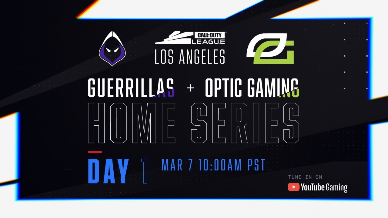 How To Watch Cdl Los Angeles Stream Schedule Results More Dexerto