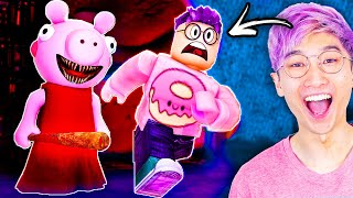 Can You Beat This Scary ROBLOX GAME!? (PIGGY)