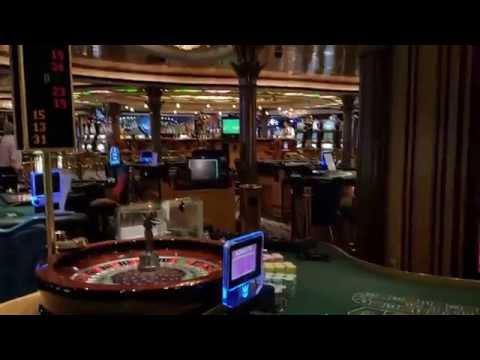 Royal Caribbean Serenade of the Seas Cruise Ship Casino Royale Tour