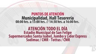 Pague su Permiso de Circulación 2015 en San Felipe, Ganamos Todos!