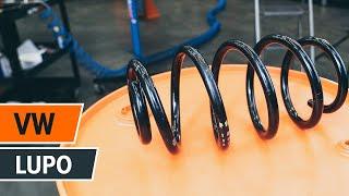 Hoe een voor veren vervangen op een VW LUPO HANDLEIDING | AUTODOC