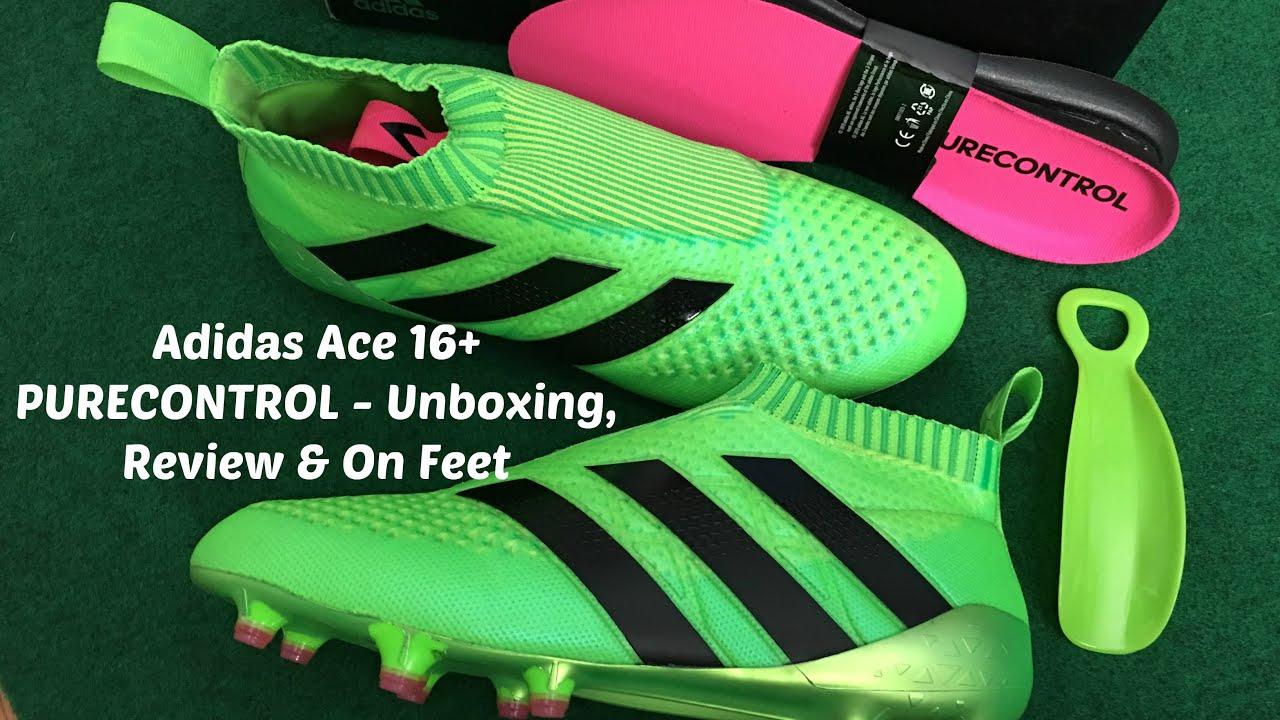 Adidas ACE 16+ PURECONTROL Unboxing, PURECONTROL revisión 16+ y en YouTube pies YouTube 9bb65d5 - immunitetfolie.website