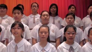 中一合唱團校歌