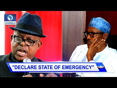 PDP Asks Buhari To Declare State Of Emergency On Security