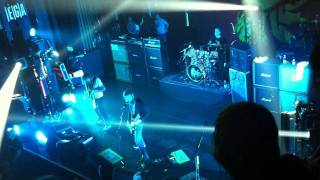 "Mastodon - ""March Of The Fire Ants"" & ""Blood And Thunder"" live - 16.jan.2012 - Store Vega (Denmark)"
