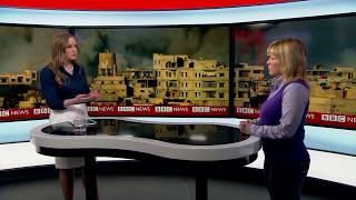 ТВ-новости: что происходит в Восточной Гуте?