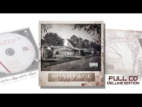 Scarface - Deeply Rooted [Full Album] Deluxe Edition [CDQ] + 5 Videos