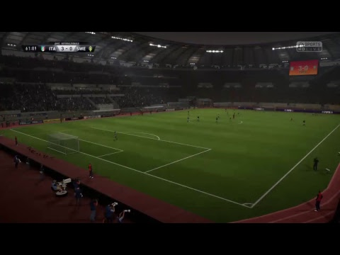 Italia Svezia - Daily match FIFA 18