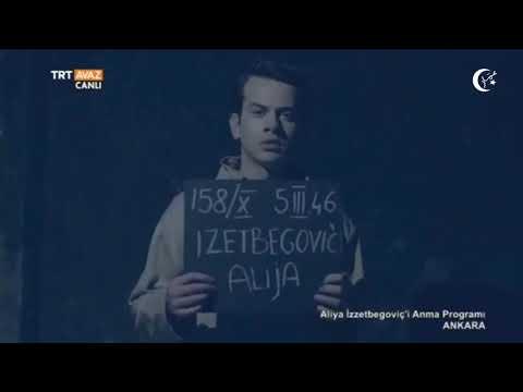 """Insert iz serije o rahmetli Aliji Izetbegoviću u produkciji TRT-a i Sancak Medya, """"Alija"""""""