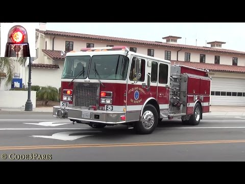 Santa Barbara Fire Department Engine 3