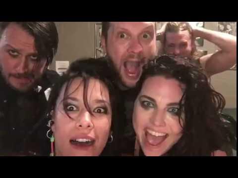 Evanescence Fall 2016 US Tour - Through the eyes of Jen Majura