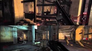 Call of Duty: Black ops - Nazi Zombies ~ Sacrificial Lamb (solo/splitscreen)