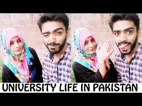 Vlog #2 - University Life in Lahore, Pakistan | University of South Asia | USA