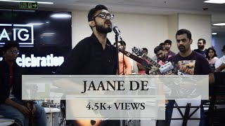 Jaane de cover song | Qarib Qarib Single | Atif Aslam | Irrfan Khan | Zee music Company