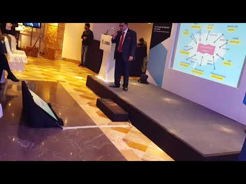 Healthcare Technology event organized by Akhil Systems