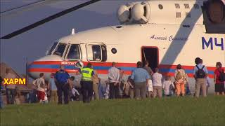 El helicóptero más grande y potente del mundo actualmente en servicio