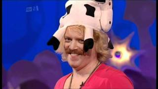 Natalie Anderson & Michelle Collins Milk Keith Lemon