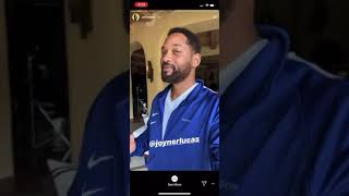 "Will Smith responds to Joyner Lucas new song ""Will"""