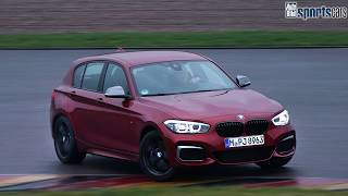 BMW M140i / Track POV / Hot Lap / Sachsenring - AUTO BILD SPORTSCARS