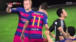 FIFA 16 Babam Ile Oynuyoruz 1
