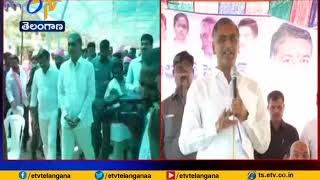 Dialysis Centre at Sangareddy Govt Hospital | Inaugurated by Minister Harish Rao