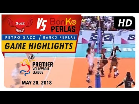 PVL RC Season 2 - WD: Angels vs. Perlas Spikers | Game Highlights | May 20, 2018