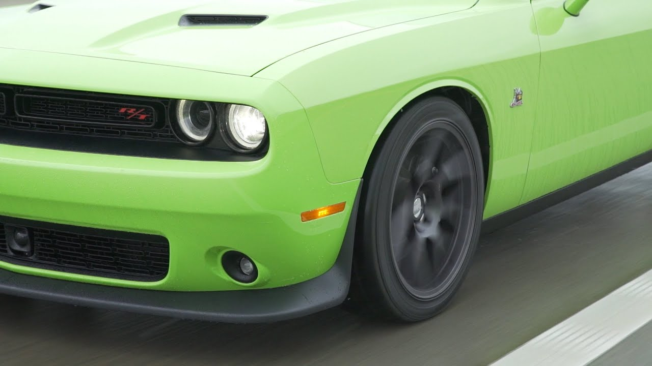 2015 Dodge Challenger R T Scat Pack Reviewed Feat 1969