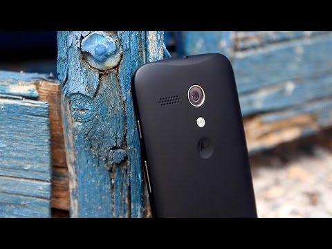 Motorola Moto G Review! Das beste günstige Smartphone? - felixba