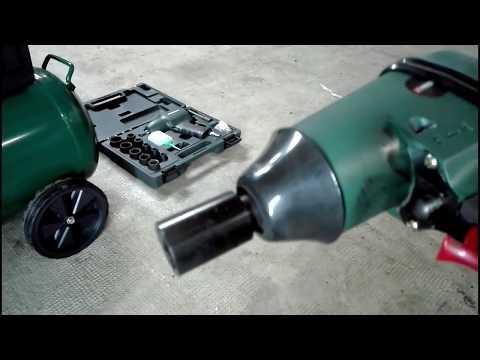 Unboxing e Recensione Compressore PARKSIDE PKO 500 A1 LIDL 50 LT part. 6/6