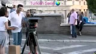 Kiraz Mevsimi  Roma / Behind the scenes
