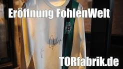 Eröffnung der Fohlenwelt  - das Museum von Borussia Mönchengladbach