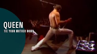 Queen - Tie Your Mother Down (Live At The Bowl)