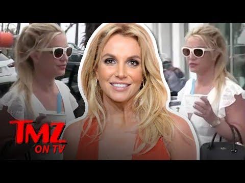 Britney Spears Grabs Froyo, Assures Fans She's Okay   TMZ TV