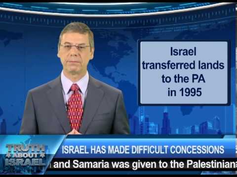 Truth About Israel - Kerry's Mission