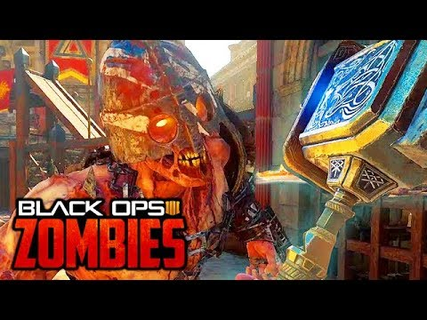 CALL OF DUTY BLACK OPS 4 Zombie Mode Gameplay - Champion