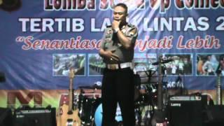 STAND UP COMEDY SAT LANTAS POLRES PEKALONGAN KOTA