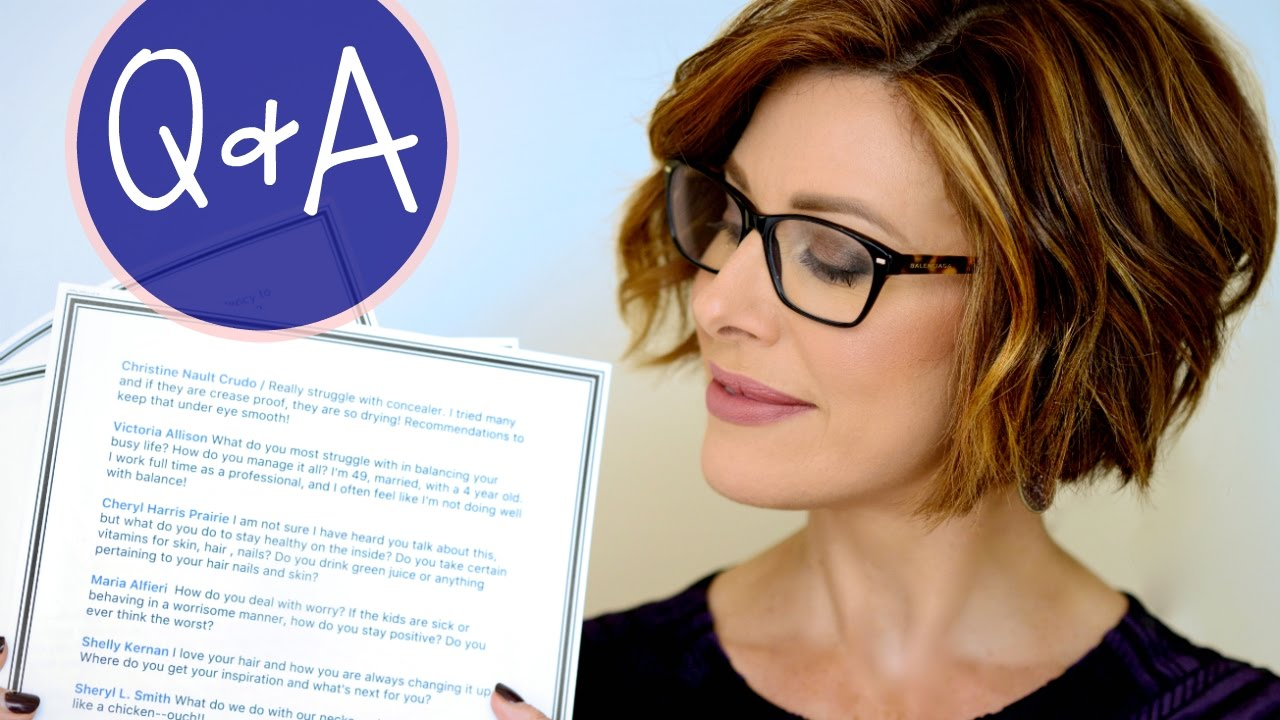 Hot Flashes Amp Thoughts On Botox QampA YouTube
