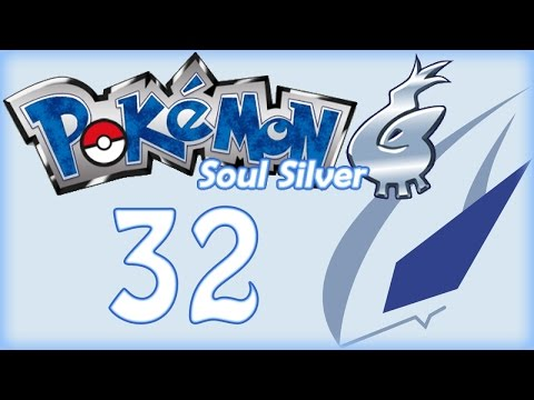 Ramza Plays Pokémon Soul Silver - Part 32 - Plant Killing and The Phoenix