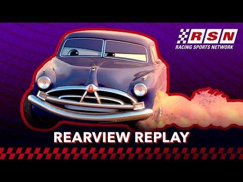 Doc Hudson Impresses Lightning McQueen | Racing Sports Network by Disney•Pixar Cars