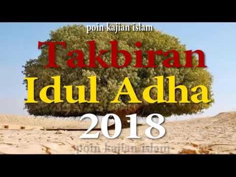 [MERDU] TAKBIRAN IDUL ADHA 2018