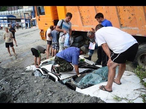 Страшная авария в Сочи