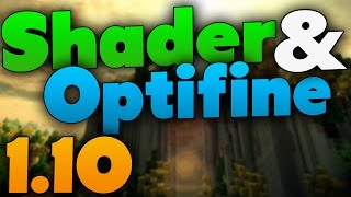 Minecraft Shader 1.10 installieren deutsch & Optifine (Tutorial) SEUS Shader