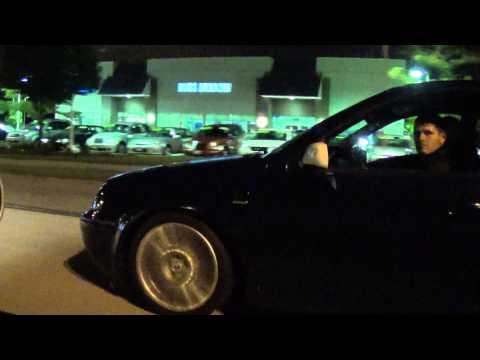 Gsr Honda Civic vs Jetta Gli
