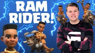 In todays' Episode I am going to try to complete the Ram Rider Draf...