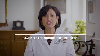 Staying safe during the holidays