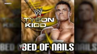 """WWE: """"Bed Of Nails"""" (Tyson Kidd) Theme Song + AE (Arena Effect)"""